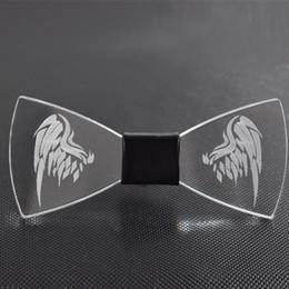 legame di arco acrilico Sconti ZDJMEITRXDOOW 2017 nuovo papillon arco acrilico originale personalità della moda cravatta da uomo matrimonio vestito casual
