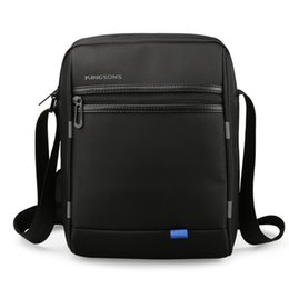 Wholesale 12 Laptop Shoulder Bag - Kingsons 10.1 inch Tablet PC Bag for Pad New USB Charging Crossbody Bag Men Women Waterproof Laptop Shoulder Messenger