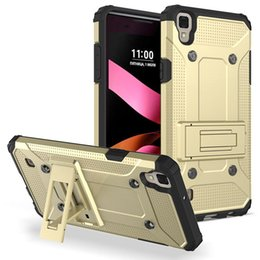 Wholesale zte blade cases - For Samsung Galaxy s8 j3 j7 prime on5 Shockproof Phone Case with belt clip Heavy cases For Iphone LG Aristo stylo 3 ZTE blade z max Alcatel