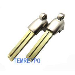 Wholesale lexus key blanks - uncut replacement key blank for lexus smart key blade fob