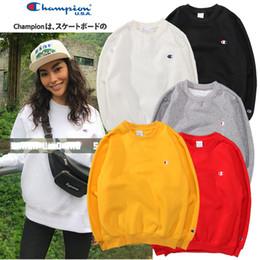 Argentina Campeones de la marca Hoodies para hombres y mujeres Otoño bordado pequeño logotipo C Diseñador Sudaderas con capucha Manga larga Tops con capucha Ropa cheap small sweatshirt Suministro