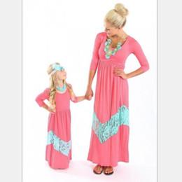 madre hija encaje vestidos a juego Rebajas Mamá y yo, familia, ropa a juego, madre e hija, vestidos, familia, ropa a juego, niños, padres, patchwork, vestidos de encaje