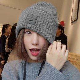 9e36b275474 Warm Winter Knitted Ski Beanie Caps 2018 Fashion Autumn Women Men Beanie  Skullies Ball Wool Cuff Hat Ski Cap Casual Soft Hats Y18110503