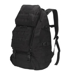Wholesale Tactical Molle Assault Backpack - Brand TAD Tactical Assault Backpack Outdoor Camping Travel Hiking Mountaineering Bag Molle backpack free shipping Large capacity package