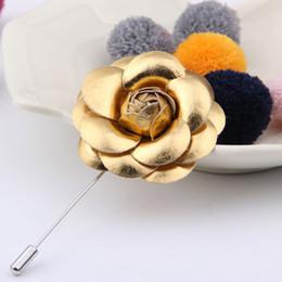 Deutschland Hohe Qualität PU Revers Pin Männer Fliege Pin Frauen Goldene Silber Kragen Pins Mantel Zubehör Drop Shipping Versorgung