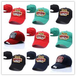 Cheap Hot 2018 nuova icona 2D berretto da baseball di lusso da uomo e moda  europea 100% cotone dsqicon 2d cappuccio casual sport cappello da donna  cappello ... 845b497cd3d8