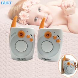 2019 radios bébé Portable Baby Intercom électronique nounou radios pour bebe vigilancia para bebes vigila bebes babyphone audio Baby Monitor promotion radios bébé