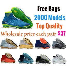 Wholesale high ankle boots price - Wholesale Original Predator Tango 18.3 IC Soccer Cleats Price $37 Predator 18+ FG High Ankle Indoor Soccer Boot Chaussures Football Boots
