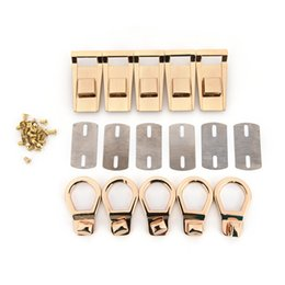 Wholesale luggage clasps - New 5PCS Fashion Handmade DIY Luggage bag Buckle Twist Turn Lock Snap Clasps  Closure for Purse Handbag Bag Parts & Accessories