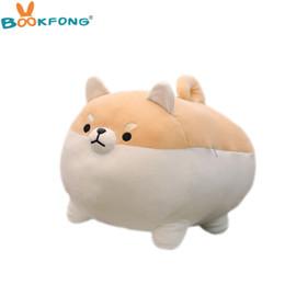 SchöN 50 Cm 3d Welpen Hund Form Plüsch Kissen Kissen Stofftier Home Decor Cartoon Sofa Spielzeug Schlaf Kissen Plüsch Geschenk Für Kinder Plüschkissen