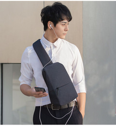 bolsas para bicicletas de estrada Desconto Nova moda casual simples bolsos esportivos dos homens mensageiro saco de estudante esportes peito bag saco de pano Oxford
