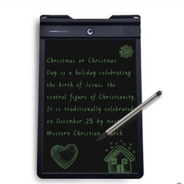 Wholesale Children Learning Computer - Intelligent writing board children's books writing student children learning tool toys popular LCD electronic graffiti can be wiped