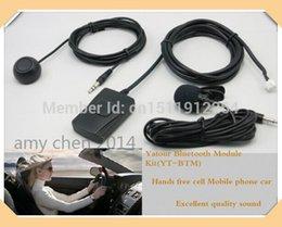 2019 control remoto para celular Kit de coche Yatour Bluetooth manos libres módulo (YT-BTM) + Unidad de control remoto (YT-REMO) -Manos teléfono celular gratis envío del coche rebajas control remoto para celular