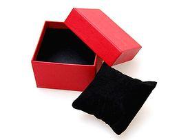 Оптовая продажа 10 шт./лот подарочные коробки чехол для браслет ювелирные изделия кольцо серьги наручные часы Box часы supplier earring gift boxes sale от Поставщики продажа подарочных коробок для серьги