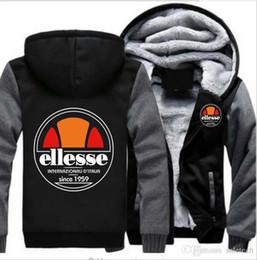 Sudaderas 6xl online-Mens carta de invierno impresa chaquetas de lana con cremallera abrigos cardigans sudaderas gruesa moda casual hombres chaqueta HD6