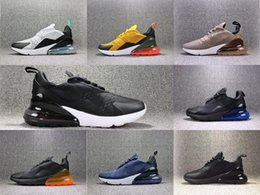 Wholesale womens winter flat boots - New 270 Teal Running shoes Navy Mens Flair Triple Black Trainer Sports Shoe Medium Olive Bruce Lee Womens 270s Men Blue Sneakers