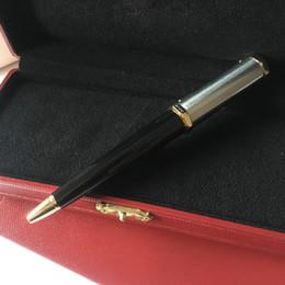 Stifte lieferanten online-Kugelschreiber des Luxusstiftes blauer Stein, ct-Markenschreibenslieferanten-Kugelschreiber und Geschenkbox opthion