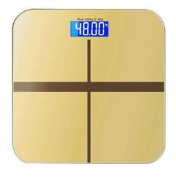 Adeeing шкала взвешивания домашних животных, цифровые весы для ванной комнаты Машина для измерения потери веса тела со светодиодной подсветкой от