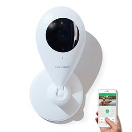 Canada ORVIBO SC10W Smart WIFI IP Caméras HD 720 P Infrarouge Vision Nocturne Smart Home Automation Système de Sécurité Webcam Télécommande cheap ip infrared remote Offre