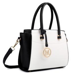 Wholesale miss handbags - Miss Lulu Women Designer Luxury M Shoulder Handbag Girls Medium Cross Body Messenger Bags Ladies PU Leather Fashion Tote YD1625