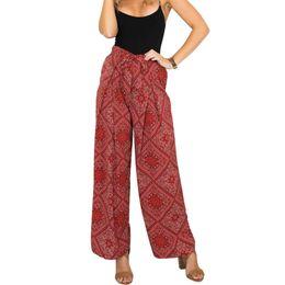 Wholesale Lightweight Skirts - Vintage Bow Tie Women Print Flower Pattern Wide Leg Loose Cotton Dress Pants European Style Female Casual Skirt Trousers