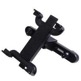 Canada Support de montage de l'appui-tête de support de tablette de siège arrière de voiture de rotation de 360 pour tablette GPS 7-10 pouces GPS iPad noir Offre