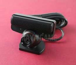 Wholesale Ps Station - for PS3 Play Station Eye Camera Eye Motion Sensor for PS3 Games Move System Camera Game Accessories