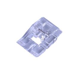 Бисер шить онлайн-High Quality 1PC Sewing Machine Foot Round Bead Presser Foot NO.9901P Singer Brother Janome Domestic Sewing Accessories