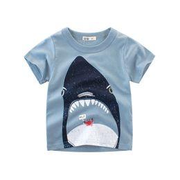 ed22dde6ca9640 wale baby kleidung Rabatt 2018 Heißer Verkauf Baby Jungen Kleidung Kinder t  shirts Cartoon Whale Kinder