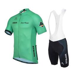 Canada Maillots de vélo d'été Strava Ropa Ciclismo Vêtements de vélo respirants Vélo à séchage rapide Vêtements de sport Ropa Ciclismo GEL Pad Blanc Pantalon à bretelles de vélo Offre