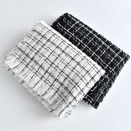 REGNO Unito le Donne coperta tartan a quadri oversize controllato Sciarpa Wrap Scialle Cape