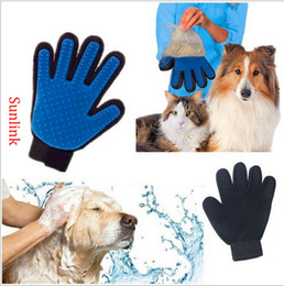 Wholesale Working Gloves Wholesale - pet supply work glove dog accessory multi tool for professional cleaning and unhairing TPE made top quality
