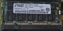 Wholesale Ddr2 1gb - 100% working For (SMART SG572288ALC27BS2 1GB DDR2 ECC)(STEC ALC72A8M128M8M-D06EWU 1GB PC2700SE)(PCI-8213)(PXG2FIG-SV)