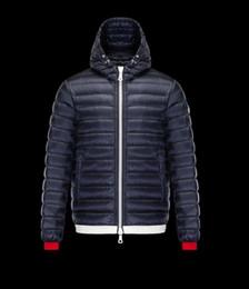 marques populaires de doudoune Promotion chaud vente marque M hommes anorak veste d'hiver au Royaume-Uni populaire hiver fourrure Jacketreal Warm Plus Size Man Down et veste en anorak