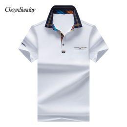 nuevos éxitos Rebajas 2018 New Men's Shirt Color Hit Fashion Collar de malla Casual Pure Color Shirt Brand Ropa de Hombre
