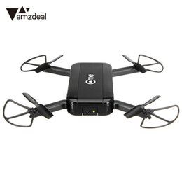 Drones gps online-Drone Helicopter RC Quadcopter HD 1080P Video con Flash LED GPS Altitude Hold Sígueme Redes Sociales Instantáneamente Social Sharing