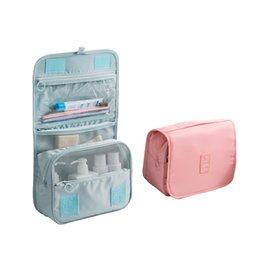 hanging waterproof cosmetic bags Coupons - Travel set High quality waterproof portable men toiletries organizer women cosmetics bag pouch Hanging wash bags