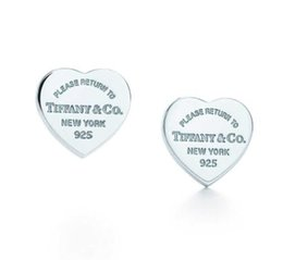 Canada Mini coeur tag boucles d'oreilles colliers pendentifs bracelets bagues boucles d'oreilles alliances breloques bijoux en perles venir boîtes, cheap wedding earrings Offre