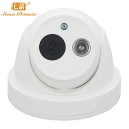 Wholesale Infrared Camera Webcam - Hd 960p Indoor Dome Ip Camera Vandal-proof Onvif Infrared Cctv Surveillance Security Cmos Night Vision Webcam P2P Camera