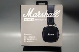 Хорошие басовые наушники онлайн-2018 новый в Maxieer Major III 3.0 Bluetooth Беспроводные наушники DJ наушники глубокий бас шумоизоляция гарнитура наушники хороший элемент