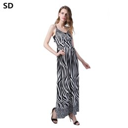 1424db36f5 SD women Boho Beach Dress 2018 vintage V-Neck Plus Size Sundress Vestidos  de festa Ladies Elegant Robe female casual dresses W46