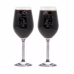d50784315151 KEYTREND Personalizado 470 ML Cristal Rojo Copa de Vino Con Crystal  Rhinestone Diseño Decoración Del Hogar Cristalería Drinkware AECL041 vasos  de cristal ...
