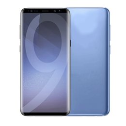 Wholesale Wholesale Video Cards - Fingerprint Goophone 9 plus MTK6580 quad core 1G RAM 8G ROM Full Screen 6.2inch Cellphone Show 4G LTE Android7.0 Unlocked Phone