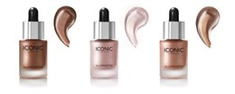Wholesale Sleek Makeup Wholesalers - J Cat Mua Sleek Face Makeup Shadow Highlight Liquid Foundation Jeffree Glow Star Iconic London Illuminator Hollywood Flawless Filter
