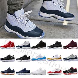 sports shoes 8d0ca e5ba3 2018 Männer Frauen 11 Space Jam 45 Basketball Schuhe 11s Space Jam mit  Nummer 45 Sport Turnschuhe Schuhe Kostenloser Versand Größe US 5,5-13 Eur  36-47