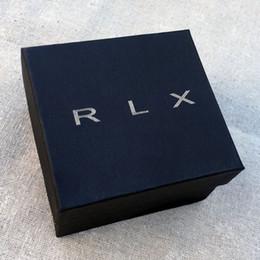Boîte de papier de carton de marque de style de la mode RO Cas de boîtes de montre ? partir de fabricateur