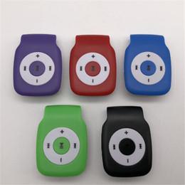 Hiperdeal Mini Clip Metall Usb Tragbare Audio Mp3-player Digital Mp3 Musik Media Unterstützung Micro Sd Tf Karte Lettore Sport D30 Jan8 Tragbares Audio & Video Unterhaltungselektronik