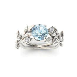 2019 anneaux de doigt pour les femmes 20pcs anneaux en alliage de doigt de fleurs chaudes pour les femmes Vintage Silver Crystal Middle Ring bijoux de mariage de mode promotion anneaux de doigt pour les femmes