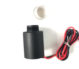Wholesale dc solenoid - Free shipping China Post Replacement Solenoid 9v DC Encapsulated Plunger for Irritrol, Richdel, Lawn Genie, Hardie, bermad