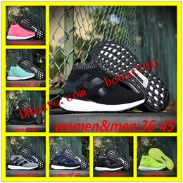Wholesale Tennis Floor - Mens Ultra Boost II Uncaged Sports Shoes Brand Ace 16 Shoes UltraBoost For Men Beckham Casual Shoes Man Fly Racers Training Tennis Sneakers